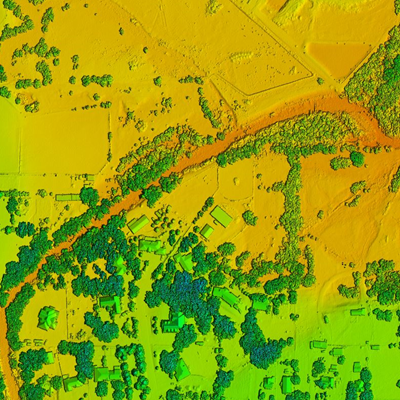 LIDAR Managmeent with SMS 13.0